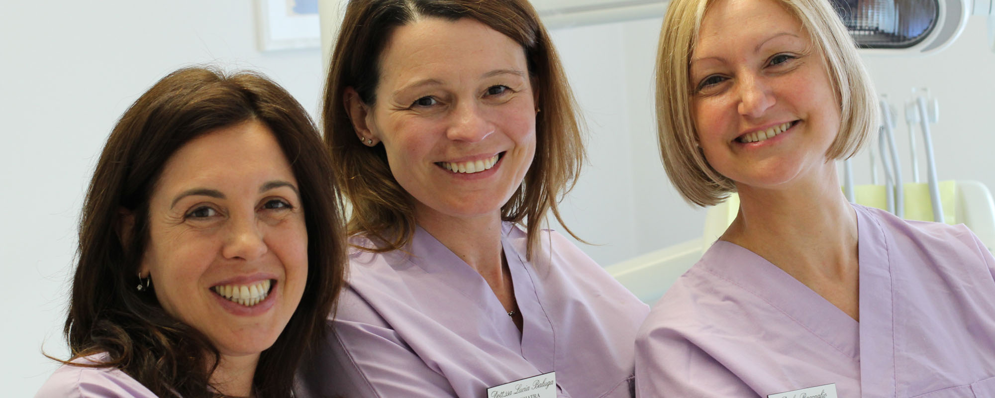 <span>Studio Dentistico </span>Dott.ssa Lucia Baluga